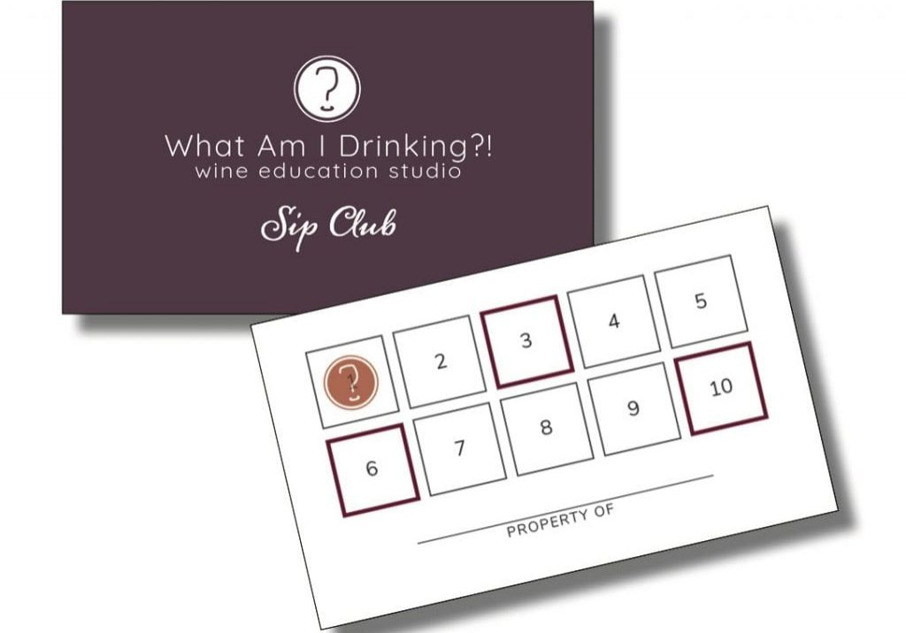 Sip Club Card