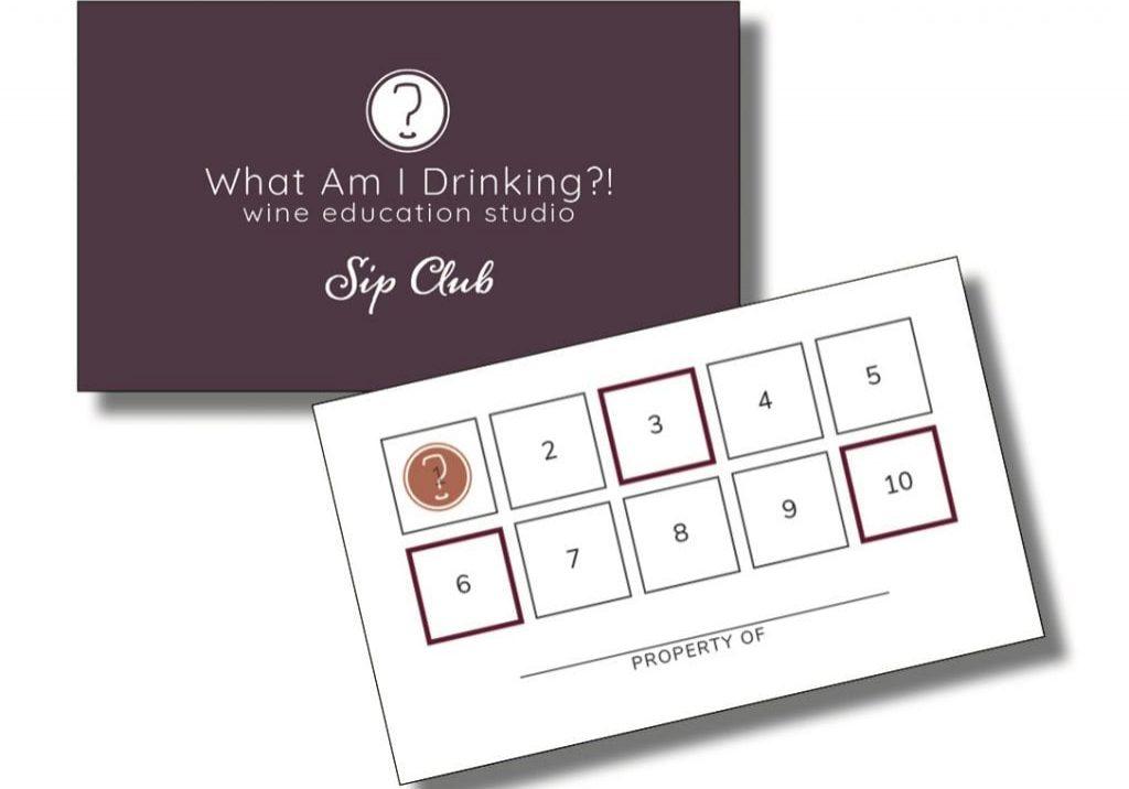 Sip Club Card